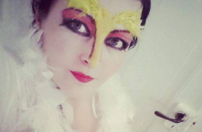 Kostüm Huhn