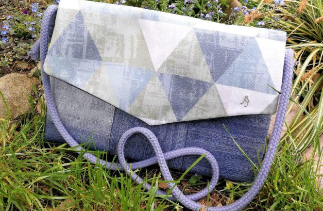 Tasche Alexandrowka blau