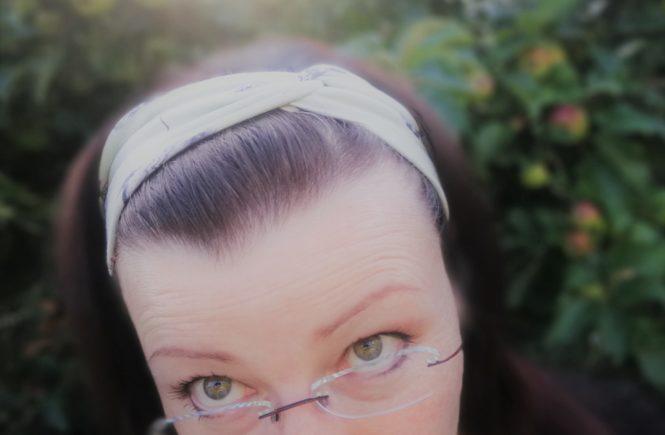 Haarband nähen